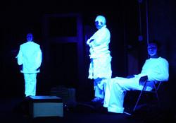 Photo theatre phosphorescent