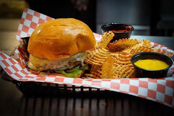Bowie's Burger