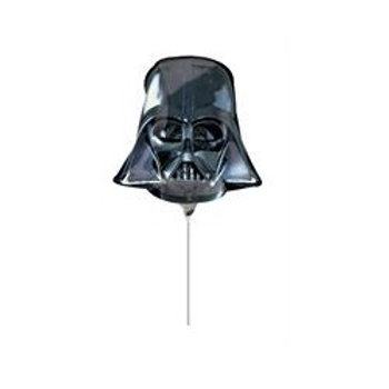 Individual Balloon on a stick Darth Vader