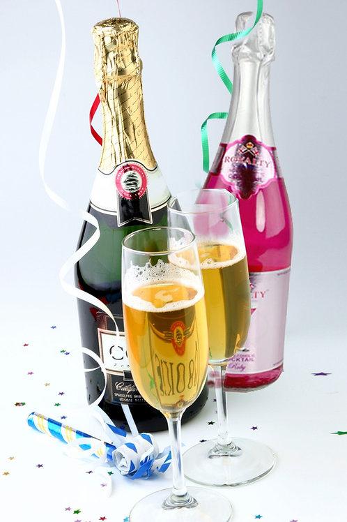 Non-Alcoholic Champagne
