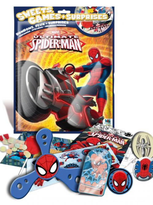 Official Disney Spiderman Party Bag Large
