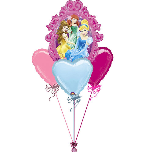Disney Princess Balloon Bunch