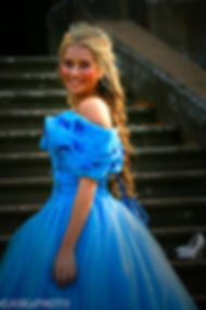 Cinderella Character Manchester, Cinderella Character Lancashire, children's Entertainers Manchester