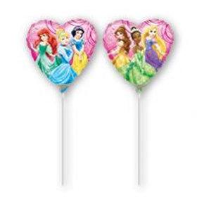 Individual Balloon on a stick Disney Princess