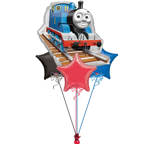 Thomas the Tank Engine Balloon Bunch