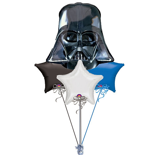 Star Wars Darth Vader Balloon Bunch