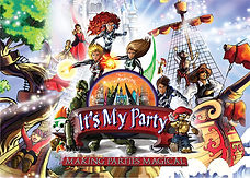 It's My Party Burnley, kids parties lancashire, childrens parties lancashire, best kids parties north west.