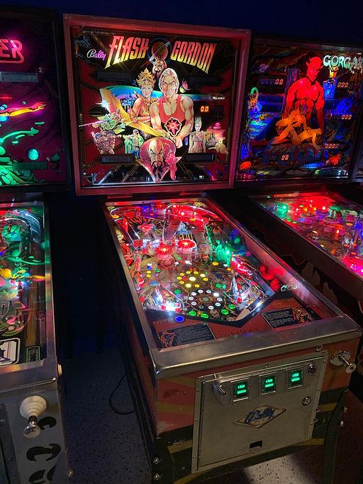 1980 Flash Gordon Pinball