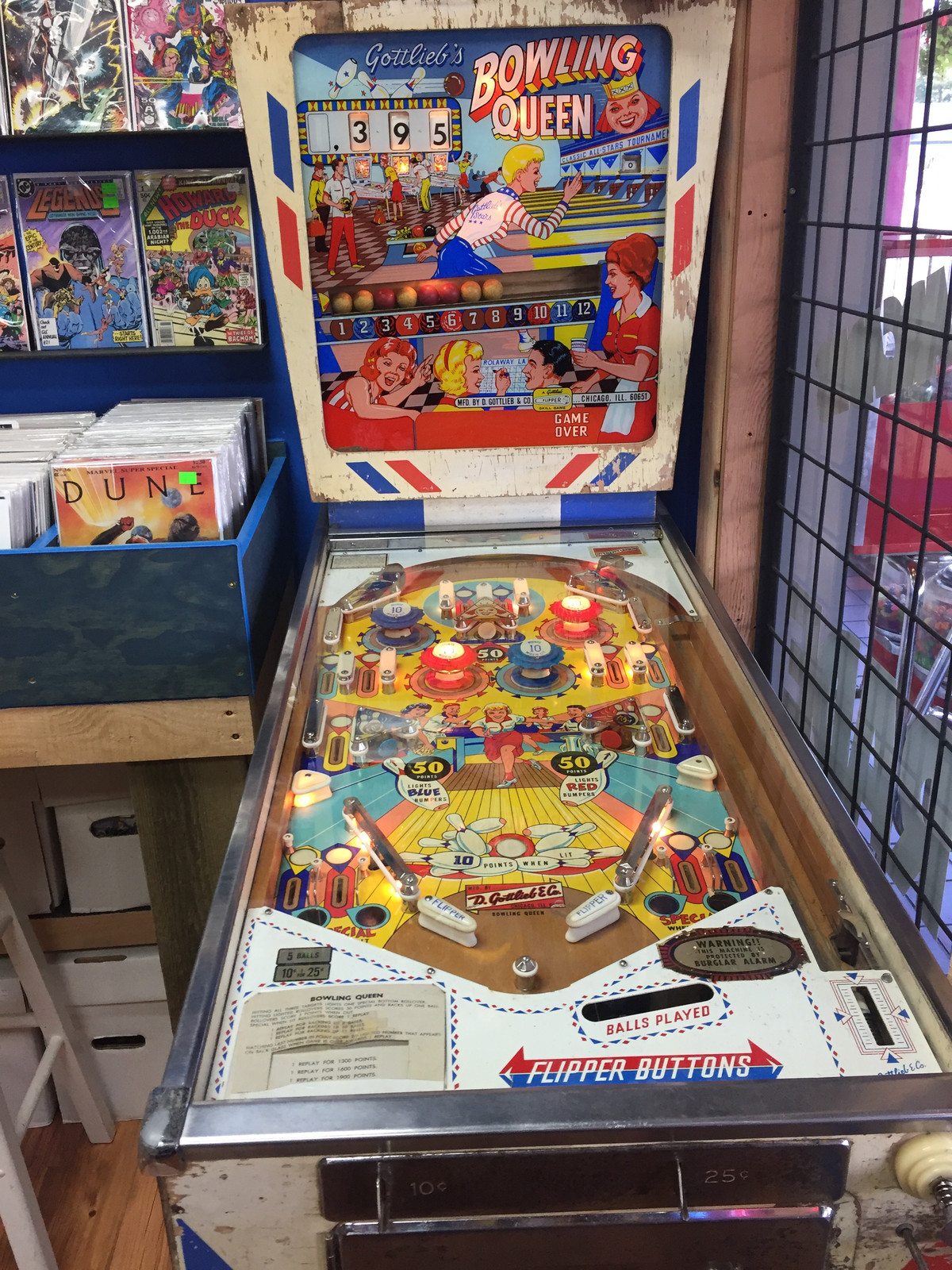 WiffleGames: Video Games, Comics, Records 80's Toys and so
