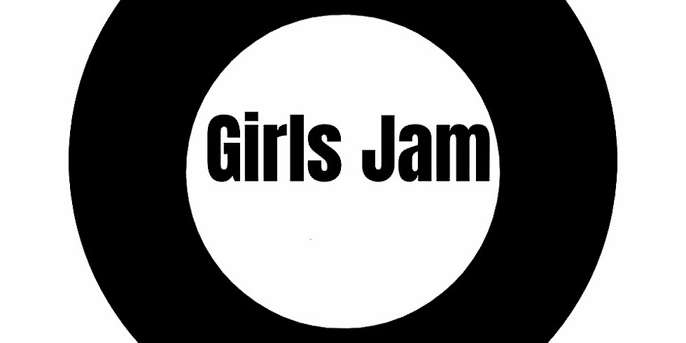 Girls Jam - July Ages 8-12