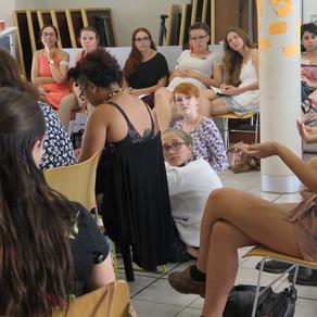 Young Feminist Summer school 2015 - 2018, European Women's Lobby