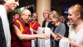 Education of the Heart symposium with H.H. the Dalai Lama