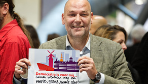 MeetUp Democratic City - hosting citizens' participation for the city of Amsterdam