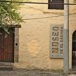 """Museo del Carmen"""