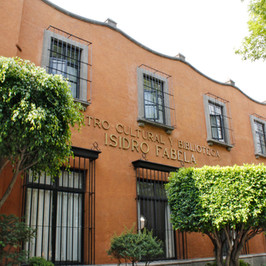 Isidro Fabela's Cultural Center