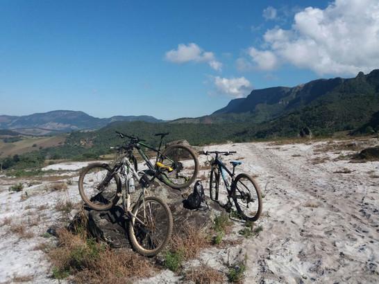 Roteiro de Bike Serra das Areias