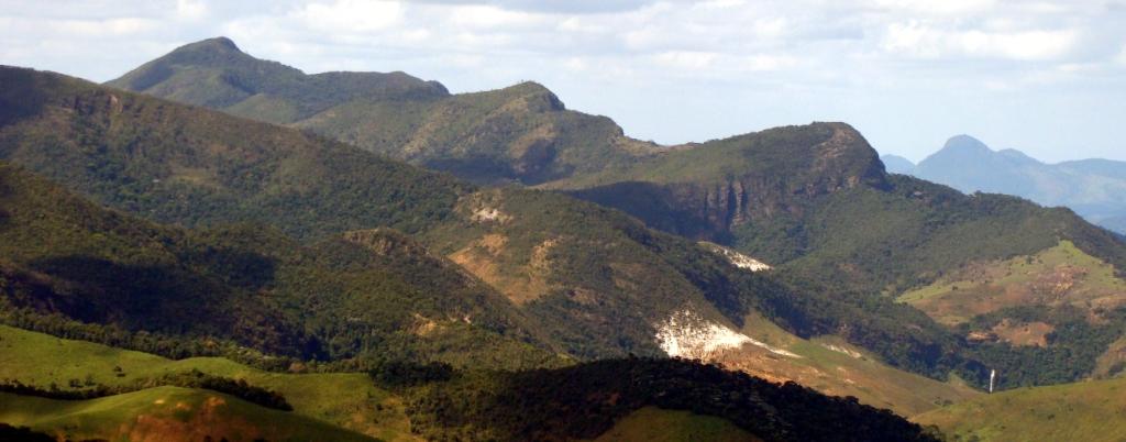 Região entorno do Parque Estadual