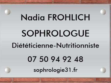 Déménagement: Ouverture de mon cabinet de sophrologie et nutrition à TOULOUSE PURPAN !