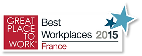 Best workplaces 2015 great place to work France europe