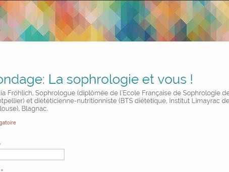 Sondage: La sophrologie et vous!