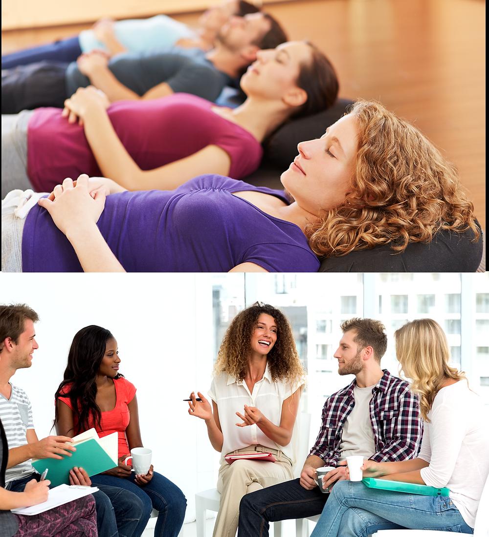 Sophrologie en groupe toulouse gestion du stress détente