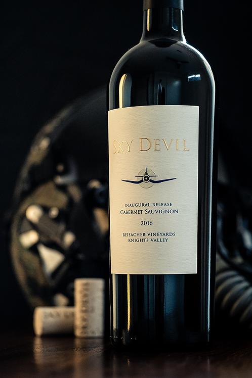 Sky Devil Yeti Coffee Mugs