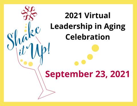 Leadership in Aging Celebration
