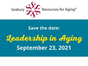 Leadership in Aging | September 23, 2021