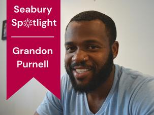 Seabury Spotlight | Grandon Purnell, Age-In-Place® Volunteer Coordinator