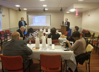 Springvale Terrace Hosted The National Association of Retirement Counselors (NARC) CEU Class: Care O