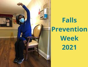 Falls Prevention Tips