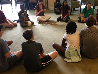 Camp Seabury Builds Intergenerational Bonds