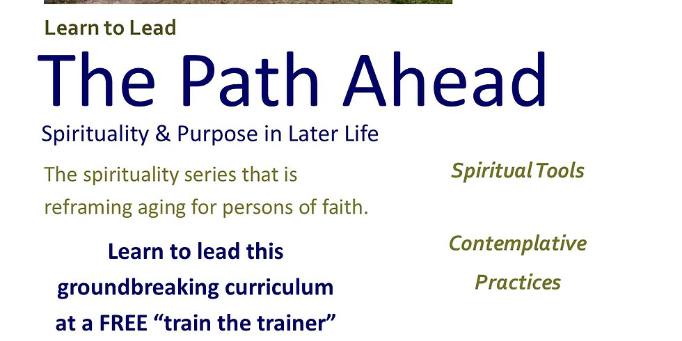 The Path Ahead Train The Trainer Workshop