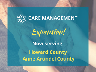 Seabury Care Management Expands Service Area!