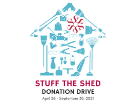 Stuff the Shed 2021 | Help Keep Local Older Adults in Their Homes