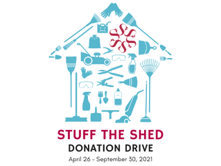 Stuff the Shed 2021   Help Keep Local Older Adults in Their Homes