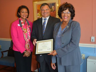Carla Rawlings Named Employee of the Quarter