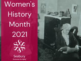 Women's History Month 2021 | Seabury Stories
