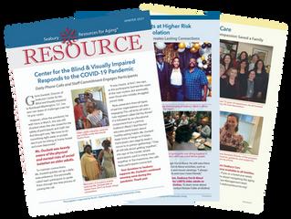 Winter '21 Resource Newsletter
