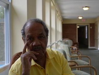 """Mayor"" Gaskins of Springvale Terrace wins Esteemed Volunteerism Award"