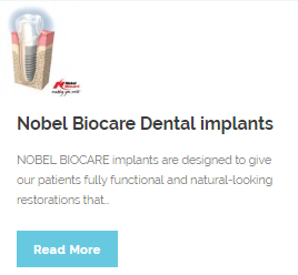 Nobel Biocare Dental Implants | Wellness Dental Center | Westlake Village