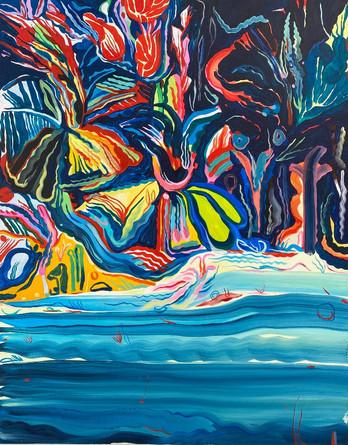 Palmiers de nuit