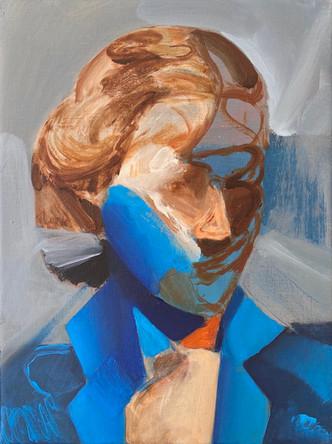 Study for a portrait II