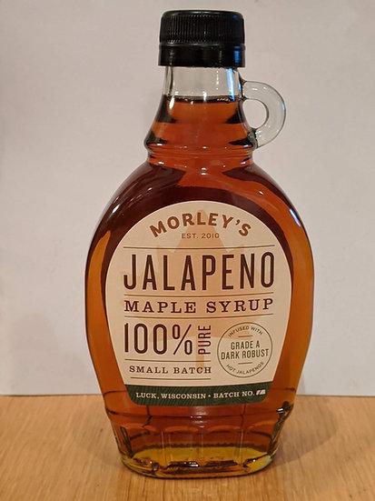 Jalapeno Maple Syrup