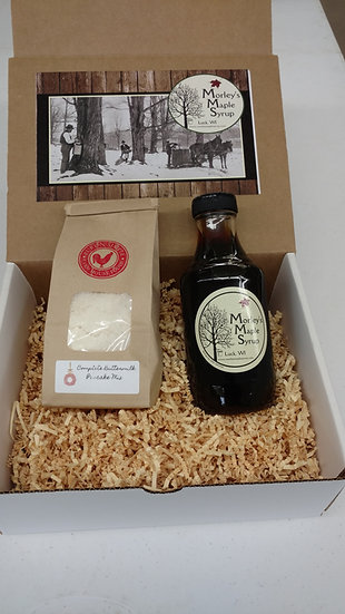 One Syrup Plus Gift Basket