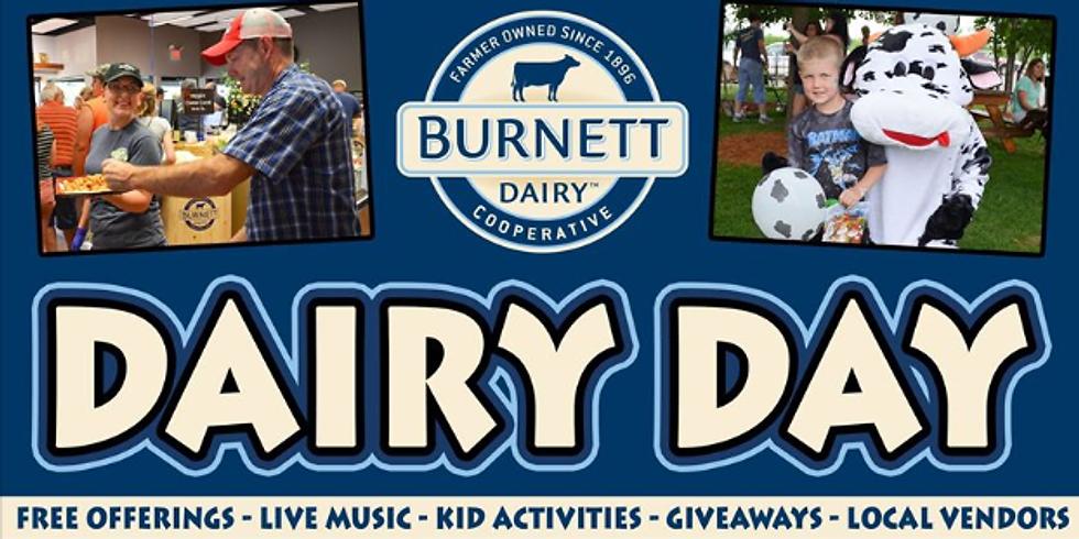 Burnett Dairy Day's