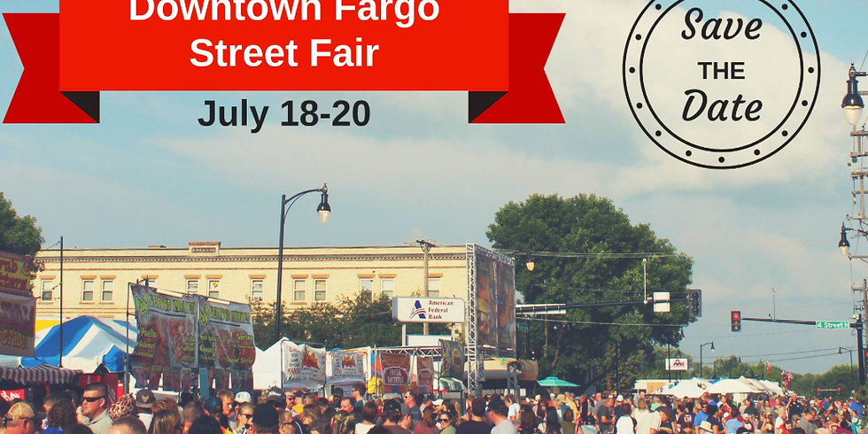 Downtown Fargo Street Fair