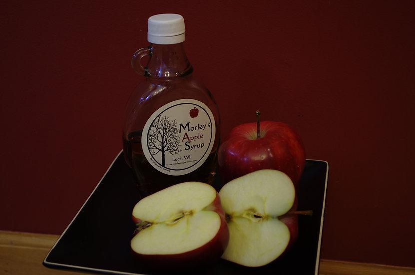 12 oz. Flat Handle Apple Syrup