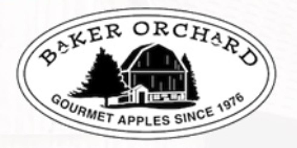 Baker Orchard Art Festival