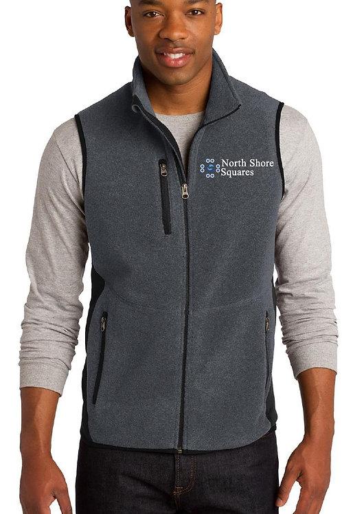 Mens Pro Fleece Full-Zip Vest